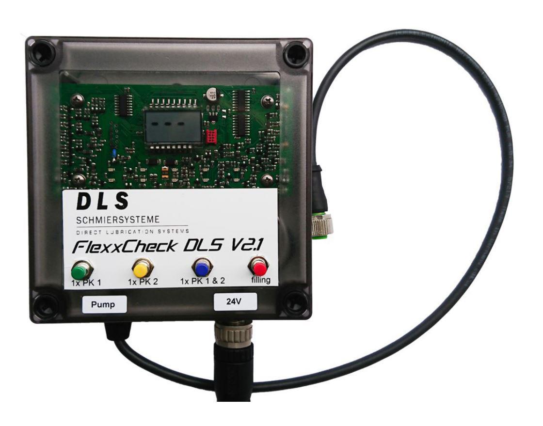 FlexxCheck für FlexxPump 400 / 500 DLS
